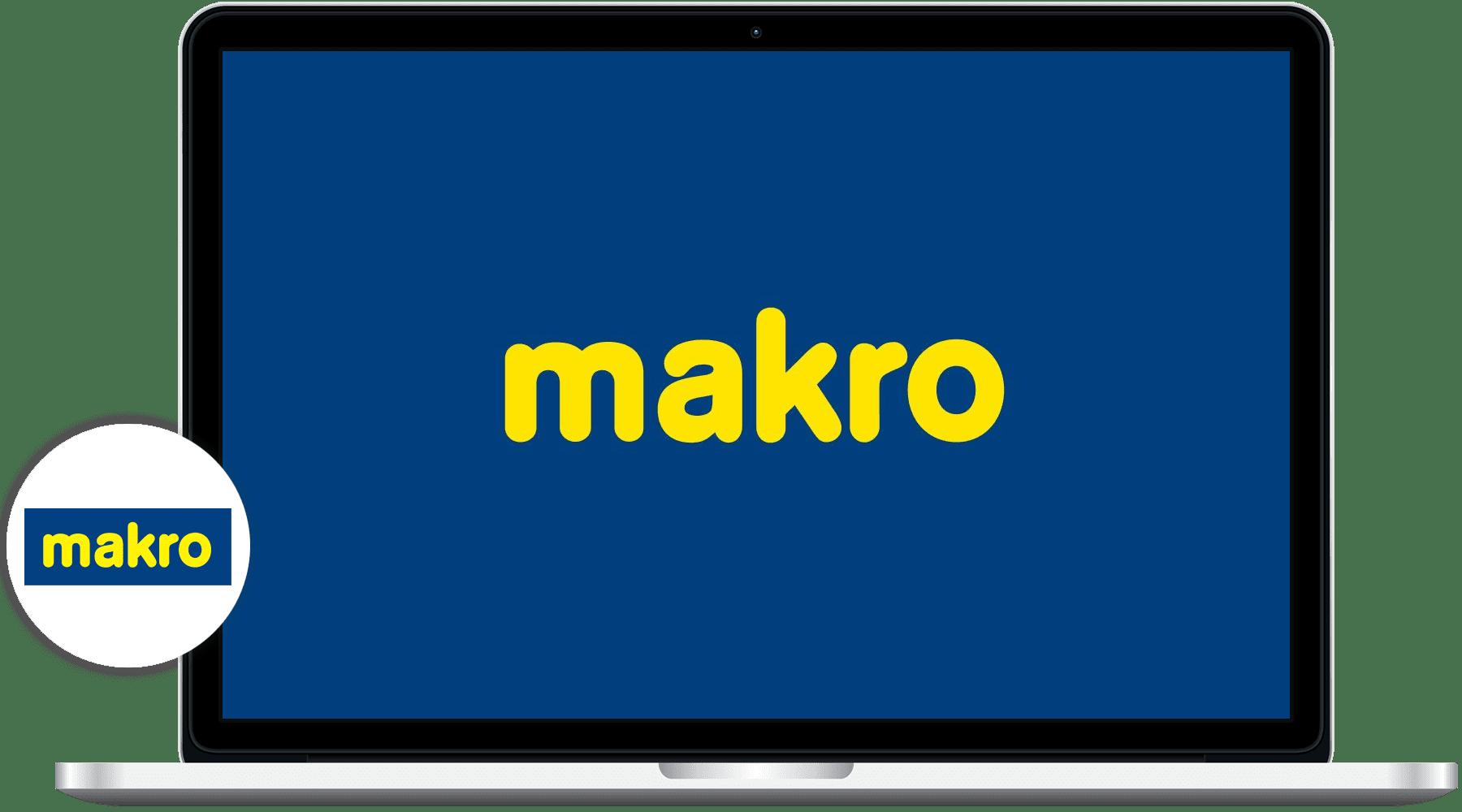 Rezervační systém pro MAKRO Cash & Carry ČR s.r.o.