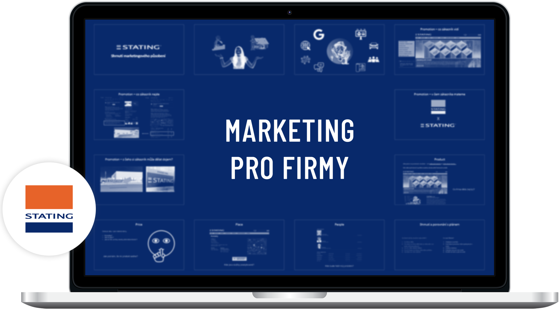Marketing pro firmy – reference
