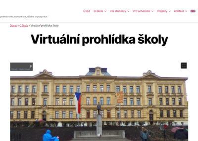 Tvorba webových stránek oakostelec.cz