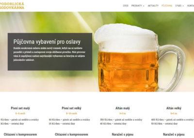 Tvorba webových stránek sodo.cz